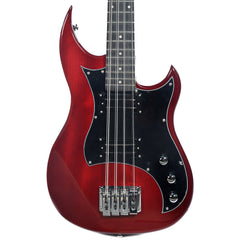 Hagstrom HB8 Short Scale Bass Cherry Red