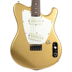Swope GTO Knock Around Relic Shoreline Gold w/1-Ply White Pickguard