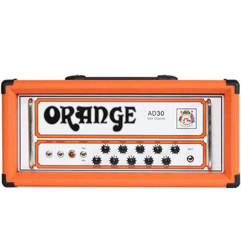 Orange AD30 30w 2 Channel Head