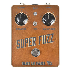 Black Cat Super Fuzz v2