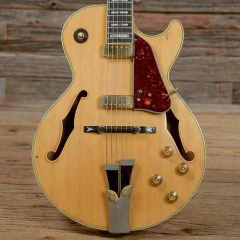 Ibanez GB10 George Benson Natural 1978 (s789)