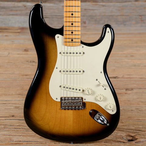 Fender Artist Series Eric Johnson Stratocaster Sunburst USED (s237)