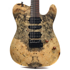 Suhr Custom Classic T 24 Buckeye Burl Natural (Serial #30002)