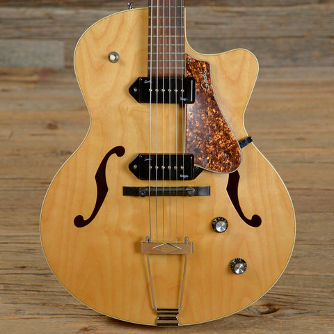 Godin 5th Avenue CW Kingpin II Natural USED (s448)