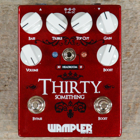 Wampler Thirty Something Vintage Class A Tone USED