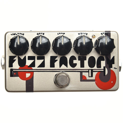 Zvex Fuzz Factory 20th Anniversary Limited Edition of 25