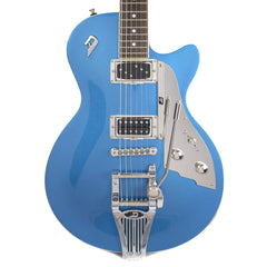 Duesenberg Starplayer TV No F-Hole Catalina Blue