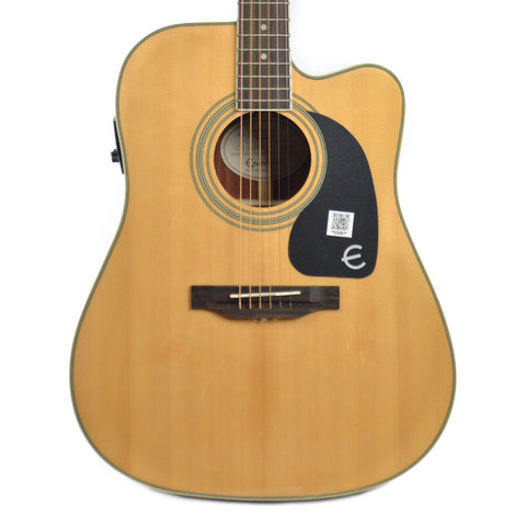 Epiphone PRO-1 Ultra Dreadnought Acoustic Natural