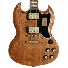 Gibson Custom Shop 62 SG Standard Natural Stop Bar Lightly Aged NH (Serial #062602)