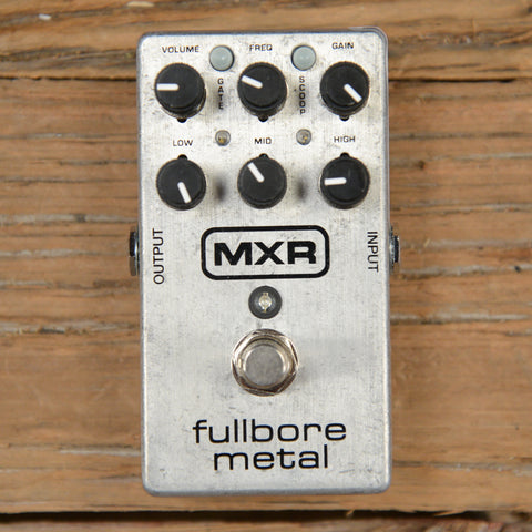 MXR Fullbore Metal USED