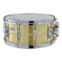 Yamaha 6.5x14 Recording Custom Brass Snare Drum, 1.2mm Shell