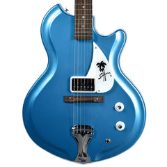 Supro 1570WB Sahara Wedgewood Blue Metallic Floor Model
