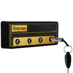 Pluginz Friedman BE-100 Jack Rack w/Four Keychains and Mounting Hardware Kit