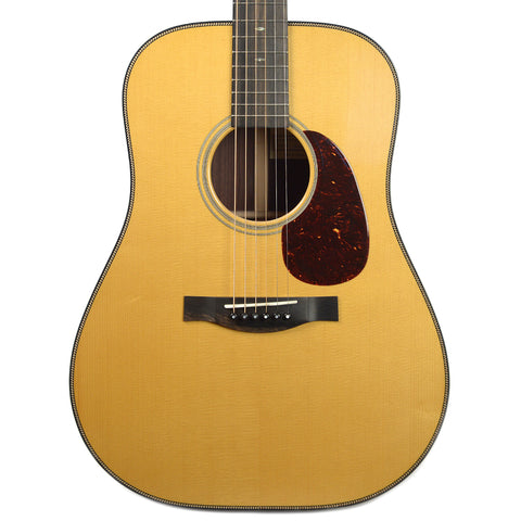 Santa Cruz D/PW Pre-War Dreadnought Sitka Spruce/Indian Rosewood w/Herringbone Top Purfling (Serial#7144)