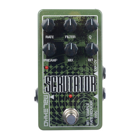 Malekko Scrutator Sample Rate and Bit Reducer Pedal