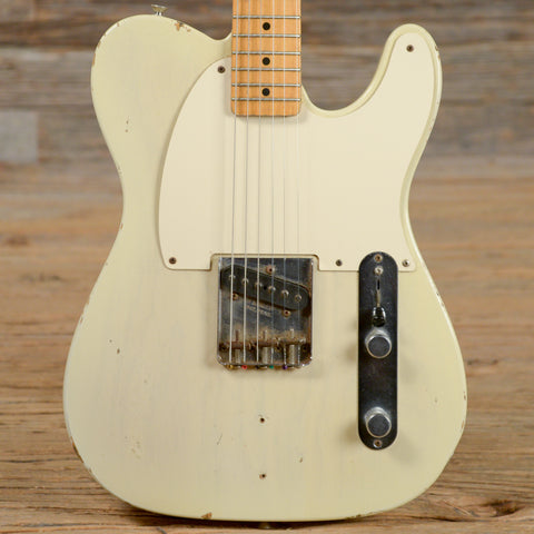 Fender CS Esquire Blonde 2003 (s965)