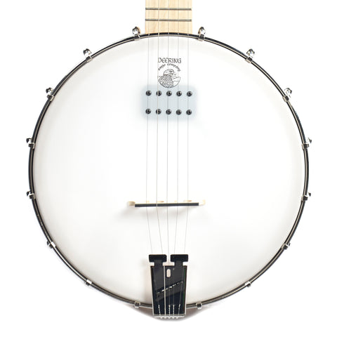 Deering Goodtime 5-String Openback Acoustic/Electric Banjo