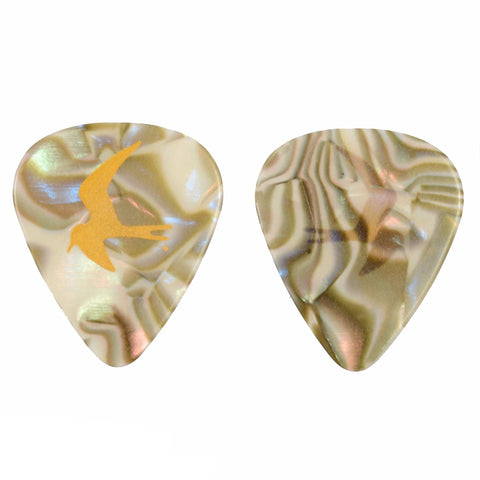 PRS Guitar Picks Abalone 12 Pack