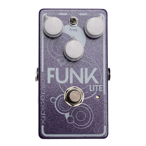 SolidGoldFX Funk Lite Envelope Filter