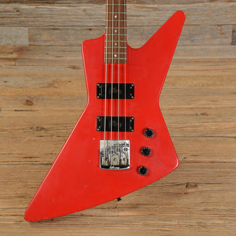 Gibson Explorer Bass Red 1986 (s500)