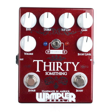 Wampler Thirty Something Vintage Class A Tone