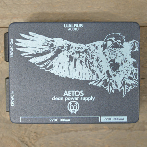 Walrus Audio Aetos Clean Power Supply USED