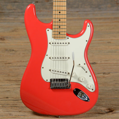 Fender American Standard Stratocaster MN Red 2000 (s064)