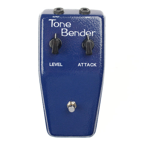 British Pedal Company Britannia Series Brit Blue Tone Bender (Limited Edition of 25)