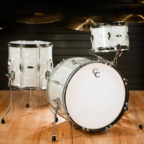 C&C Player Date 1 12/14/20 3pc Bop Kit Aged Marine Pearl