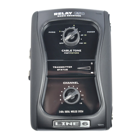 Line 6 Relay G50 Wireless System w/Pro Stompbox Receiver