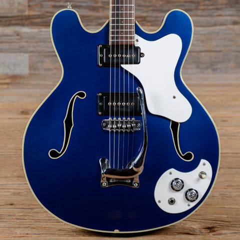 Mosrite Celebrity II Metallic Blue 1967 (s798)