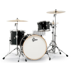 Gretsch Catalina Club Rock 13/16/24 3pc Drum Kit Piano Black