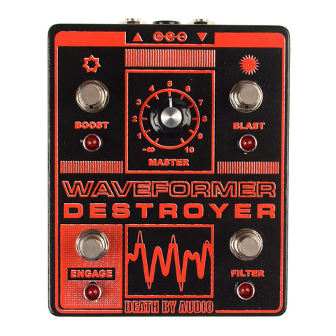 Death By Audio Waveformer Destroyer Pedal