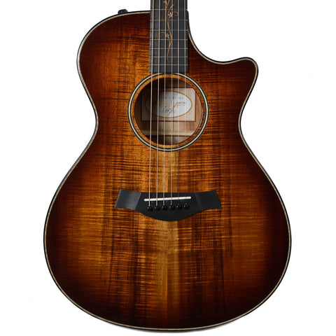 Taylor K22ce Grand Concert Hawaiian Koa ES2 (Serial#1104177101)