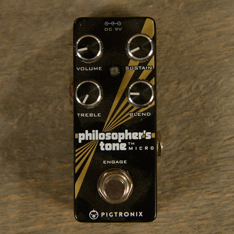 Pigtronix Philosopher Tone Micro USED