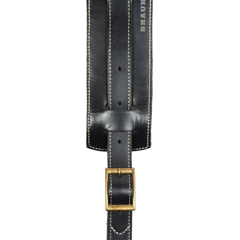 Braun Custom Straps SH Black Jazz