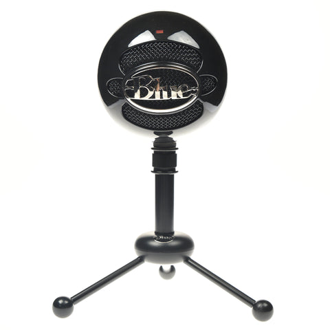 Blue Snowball USB Microphone and Software Bundle