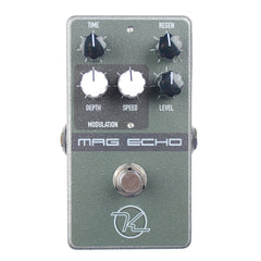 Keeley Magnetic Echo Delay v2