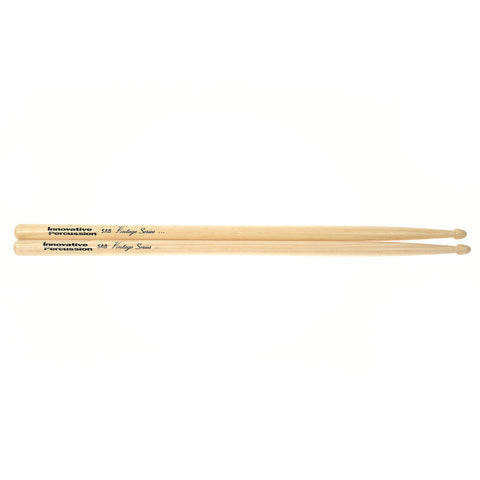 Innovative Percussion Vintage Series 5AB Hickory Sticks