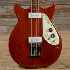 Micro-Frets 4-String Bass Natural 1975 (s354)