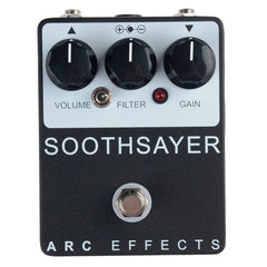 Arc Effects Soothsayer Overdrive Distortion Pedal
