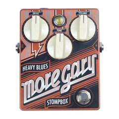 Dr. No Effects More Gary Blues Overdrive