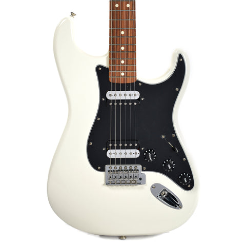 Fender Standard Stratocaster HH PF Olympic White