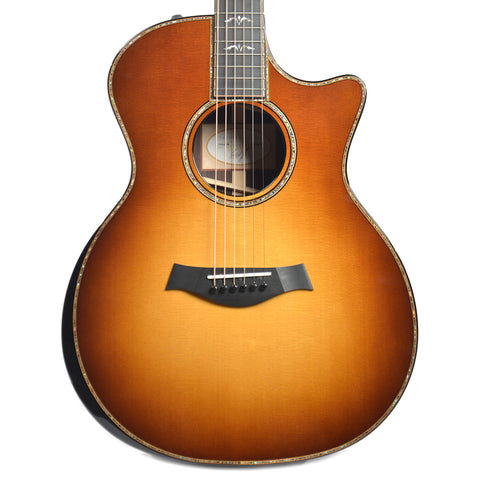 Taylor 914ce Grand Auditorium Sitka/Indian Rosewood Tobacco Sunburst ES2