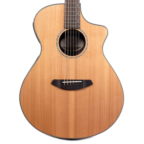 Breedlove Solo Concert Red Cedar/Rosewood Cutaway Acoustic-Electric