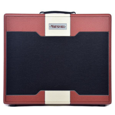 Marshall Astoria Custom 30W Hand-Wired Single Channel 1x12 Combo Red w/Footswitch