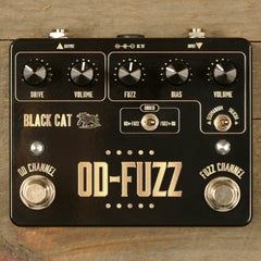 Black Cat OD Fuzz USED