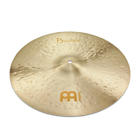 Meinl Byzance Jazz 20 Inch Medium Thin Crash Cymbal