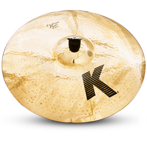 Zildjian 20 Inch K Custom Ride Cymbal Brilliant