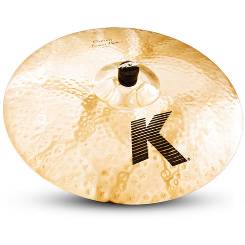 Zildjian 20 Inch K Custom Session Ride Cymbal